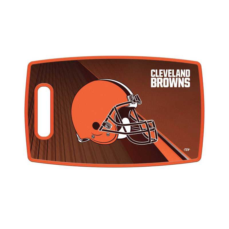 TSV Cleveland Browns Large Cutting Board  : Unisex
