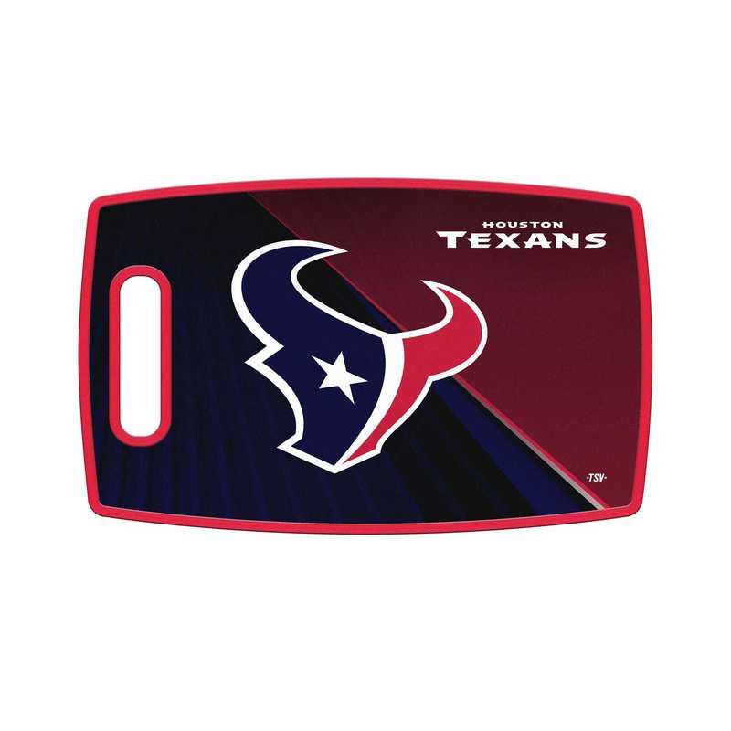 TSV Houston Texans Large Cutting Board  : Unisex