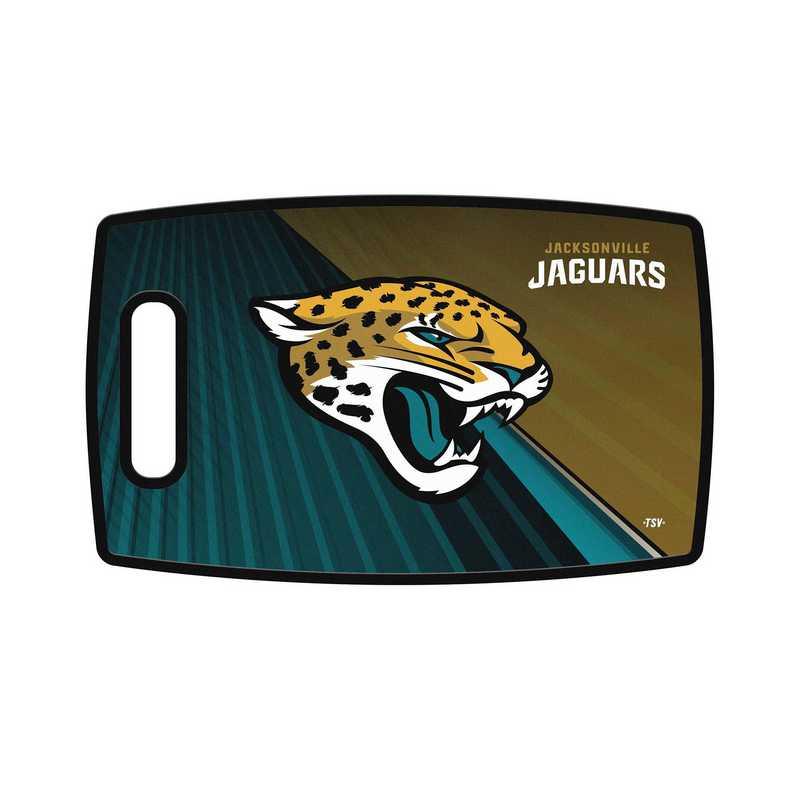 TSV Jacksonville Jaguars Large Cutting Board  : Unisex