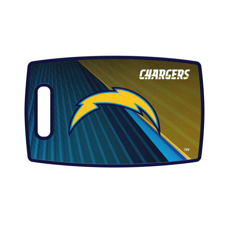TSV Los Angeles Chargers Large Cutting Board  : Unisex