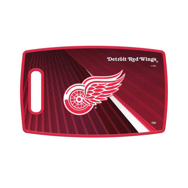TSV Detroit Red Wings Large Cutting Board  : Unisex