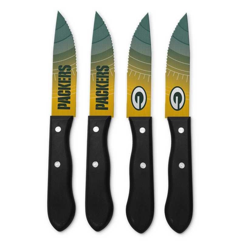TSV  Green Bay Packers Steak Knives: Unisex