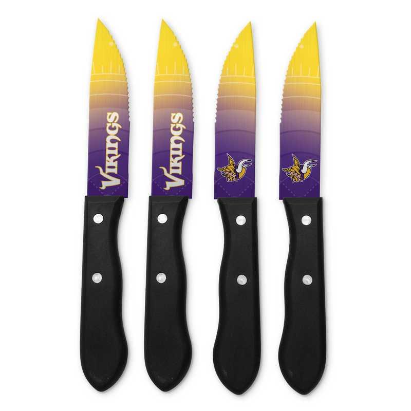 TSV  Minnesota Vikings Steak Knives: Unisex