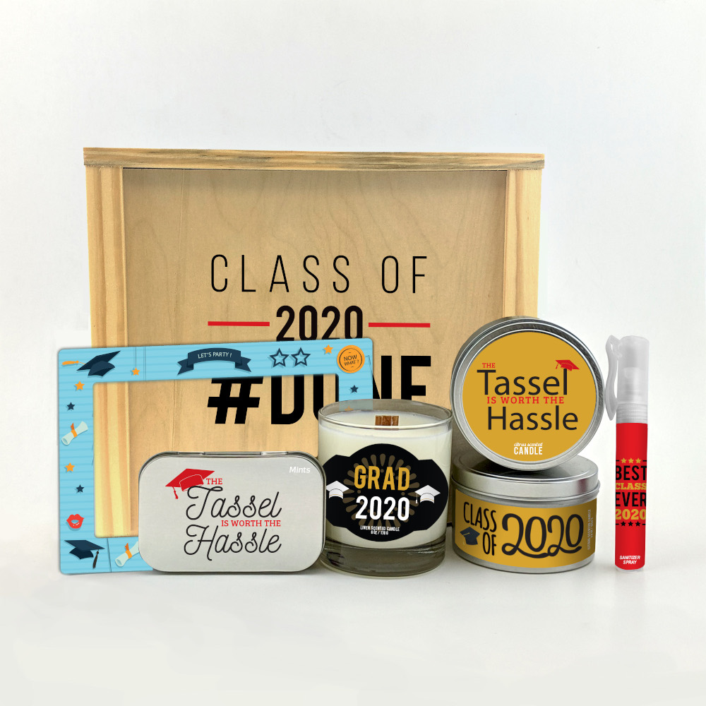 Fun Graduation Gift Box With Free Bonus