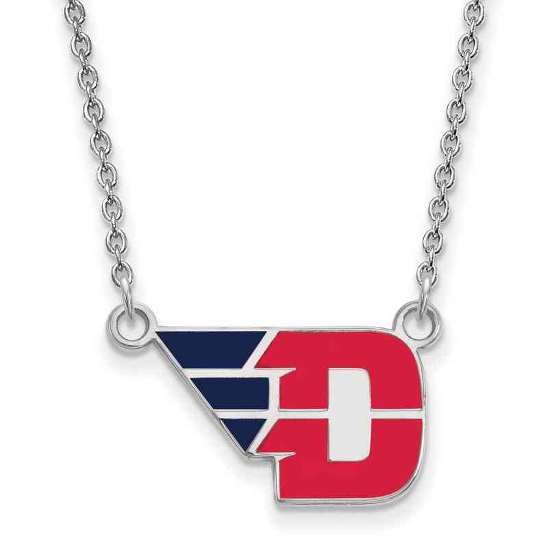18 LavaFashion Sterling Silver Diploma Charm Necklace